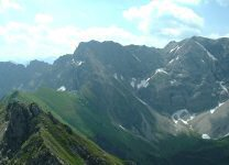 Daumen von Rotspitze aus